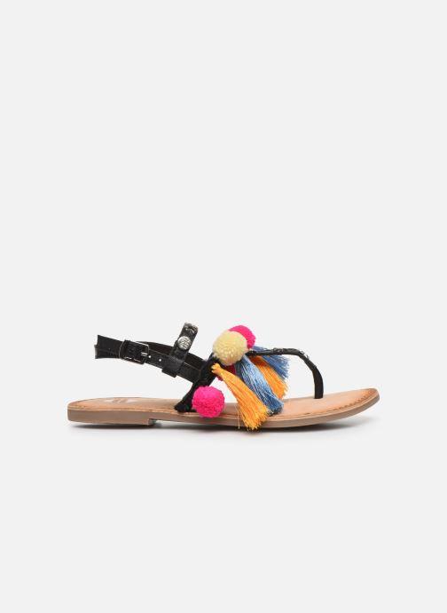 Sandalen Gioseppo 44987 Zwart achterkant