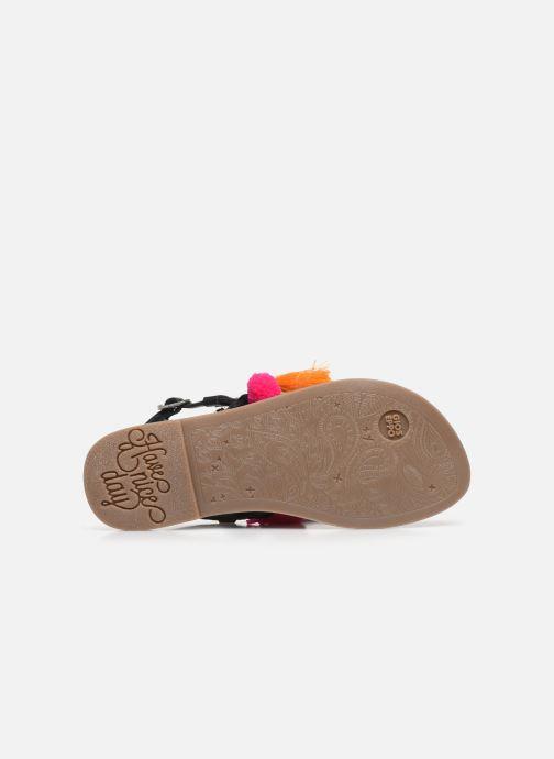 Sandalen Gioseppo 44987 Zwart boven