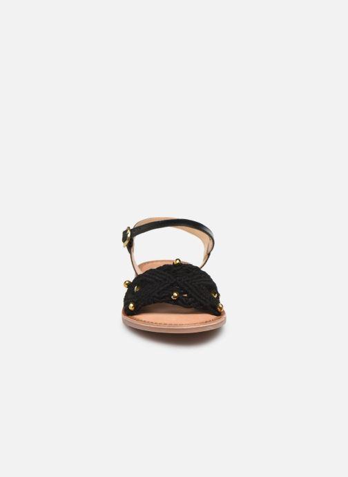 Sandali e scarpe aperte Gioseppo 45289 Nero modello indossato