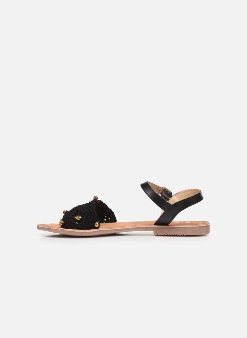 Sandali e scarpe aperte Gioseppo 45289 Nero immagine frontale