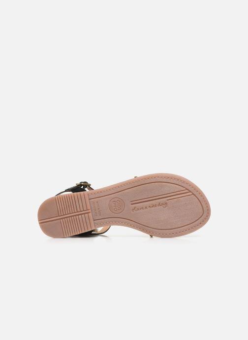 Sandali e scarpe aperte Gioseppo 45289 Nero immagine dall'alto