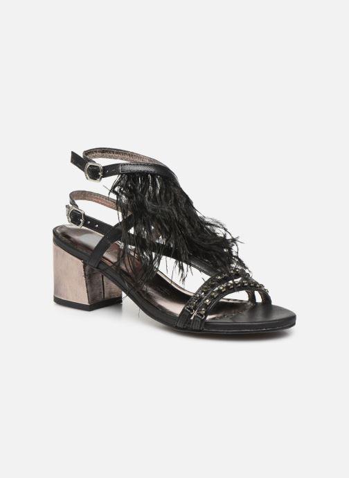 Sandalen Gioseppo 45304 schwarz detaillierte ansicht/modell
