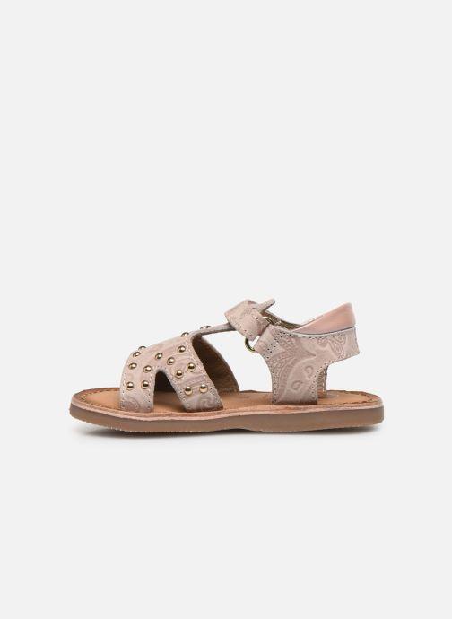 Sandali e scarpe aperte Gioseppo 47103 Rosa immagine frontale