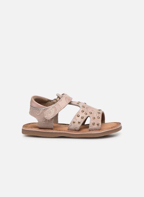 Sandali e scarpe aperte Gioseppo 47103 Rosa immagine posteriore