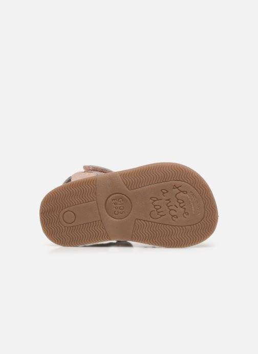 Sandali e scarpe aperte Gioseppo 47103 Rosa immagine dall'alto