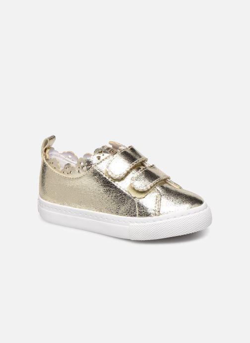 Sneaker Gioseppo 47357 gold/bronze detaillierte ansicht/modell