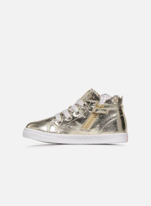 Sneakers Gioseppo 47358 Oro e bronzo immagine frontale