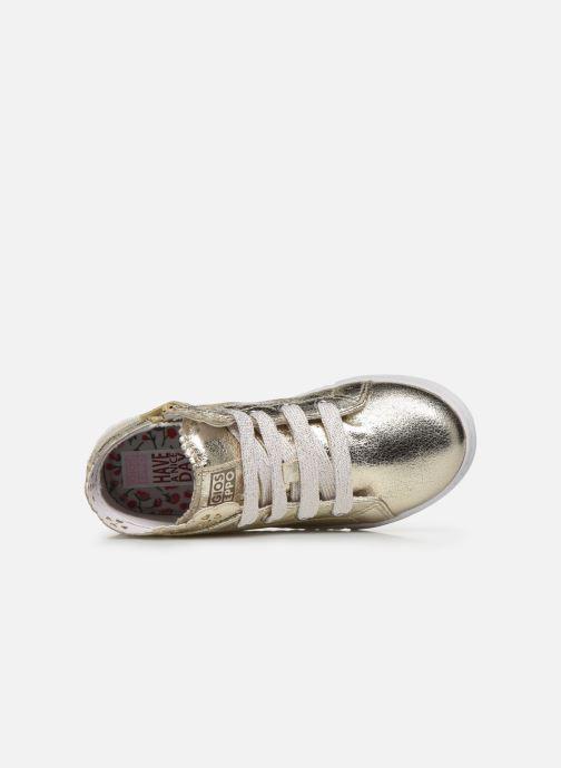 Sneakers Gioseppo 47358 Oro e bronzo immagine sinistra