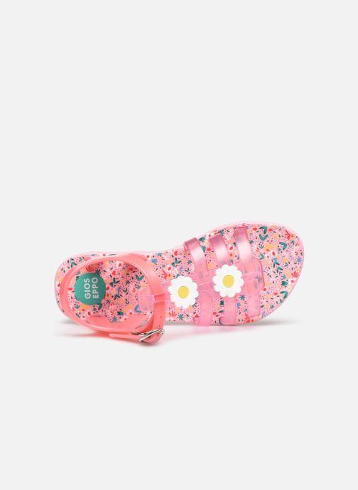 Sandales et nu-pieds Gioseppo 47544 Multicolore vue gauche