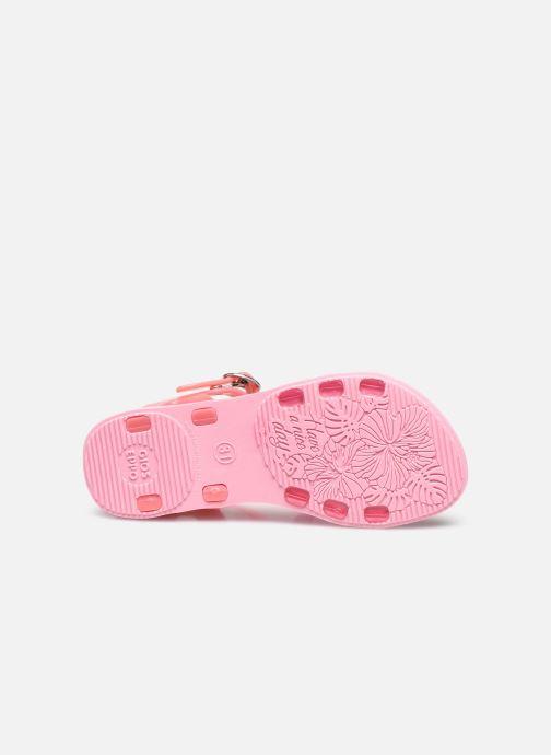 Sandales et nu-pieds Gioseppo 47544 Multicolore vue haut