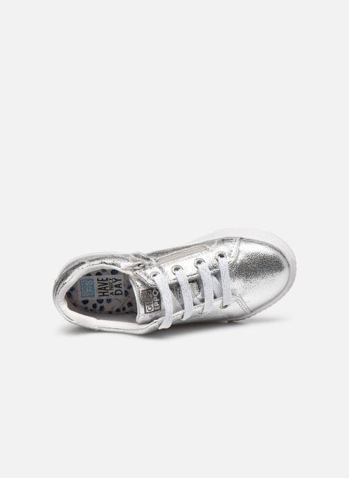 Sneakers Gioseppo 48126 Argento immagine sinistra