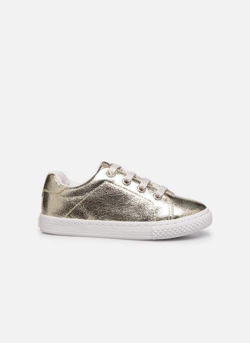 Sneaker Gioseppo 48126 gold/bronze ansicht von hinten