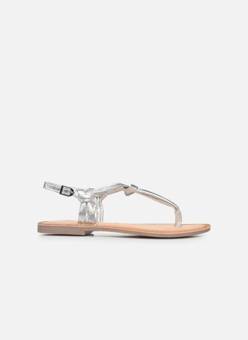 Sandales et nu-pieds Gioseppo 48216 Argent vue derrière