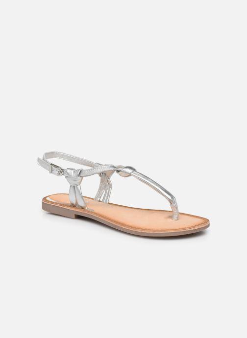 Sandales et nu-pieds Gioseppo 48216 Argent vue détail/paire