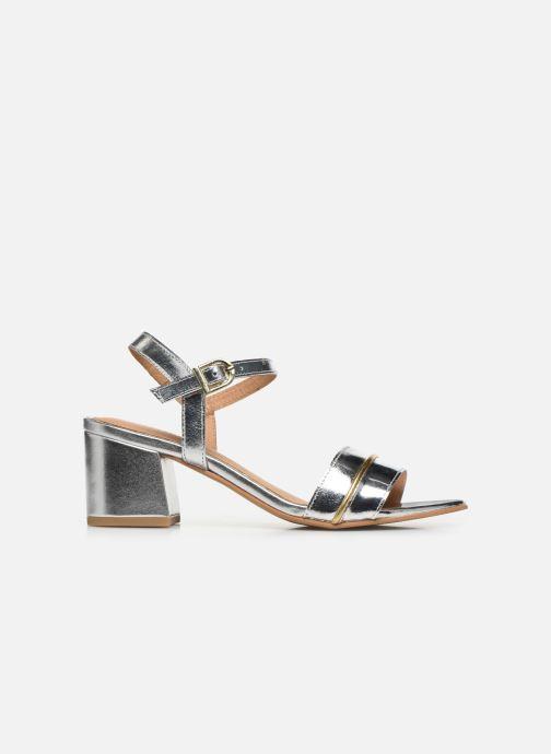 Sandales et nu-pieds Gioseppo 48308 Argent vue derrière