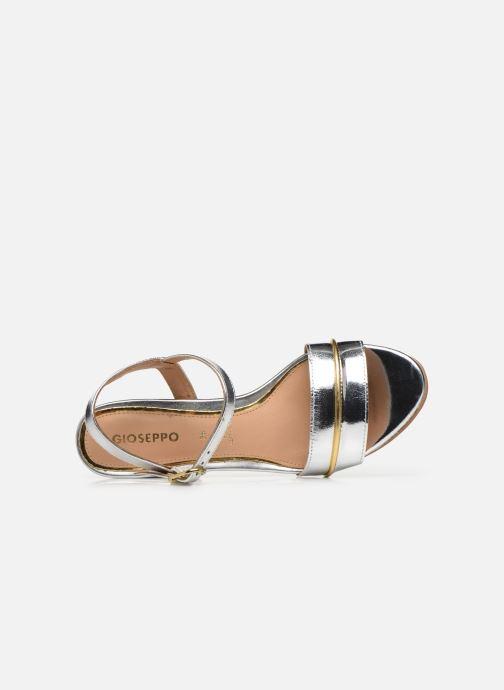 Sandales et nu-pieds Gioseppo 48308 Argent vue gauche