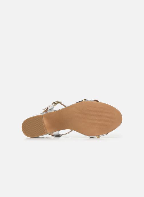 Sandales et nu-pieds Gioseppo 48308 Argent vue haut