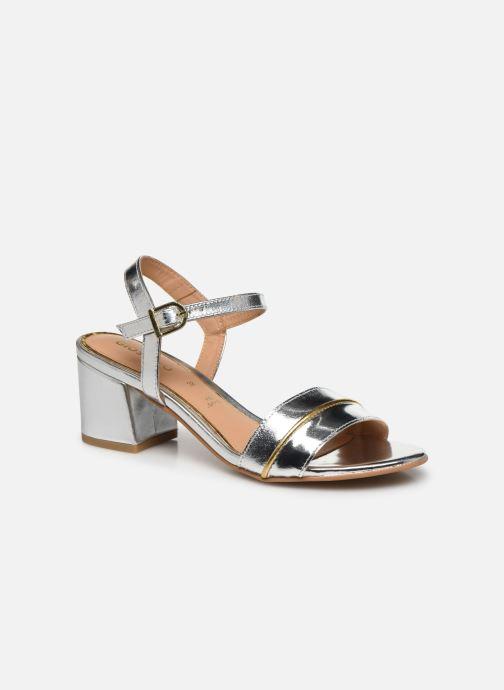 Sandales et nu-pieds Gioseppo 48308 Argent vue détail/paire