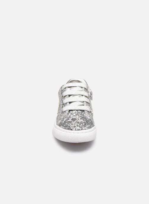 Baskets Gioseppo 48920 Argent vue portées chaussures