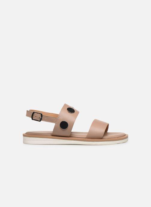 Sandales et nu-pieds Gioseppo 49039 Beige vue derrière
