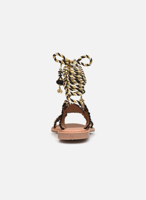 Sandali e scarpe aperte Gioseppo 49169 Nero immagine destra