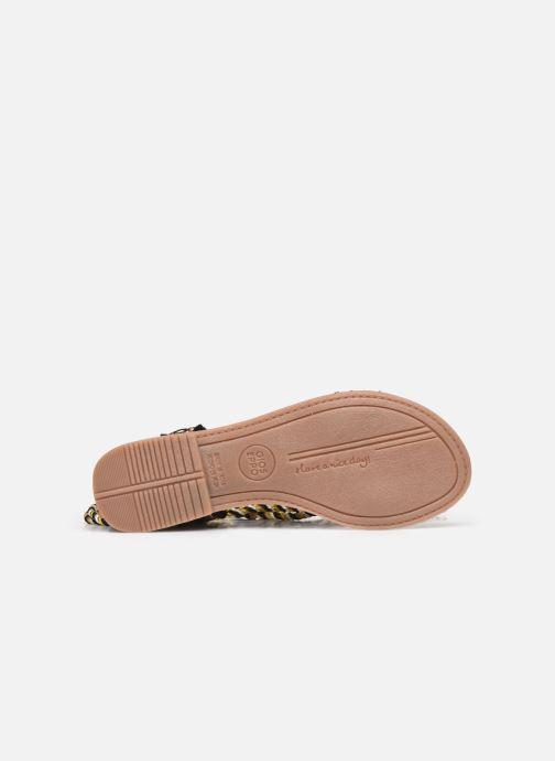 Sandali e scarpe aperte Gioseppo 49169 Nero immagine dall'alto
