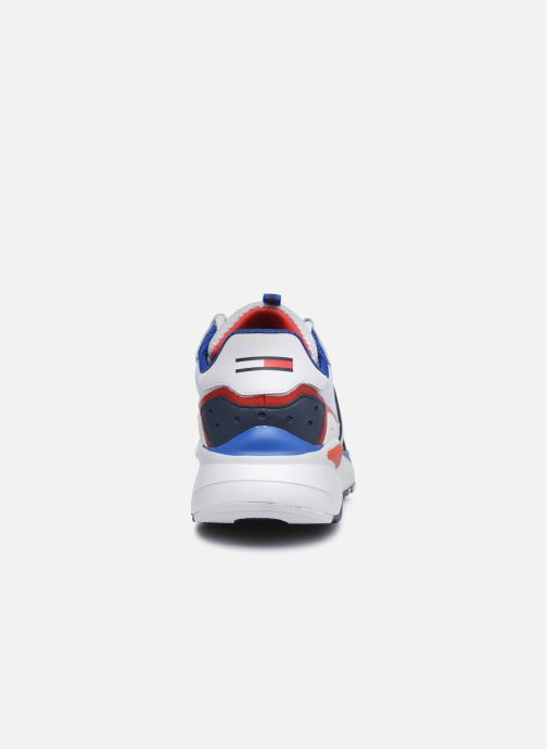 Baskets Tommy Hilfiger TOMMY JEANS COOL RUNNER Multicolore vue droite