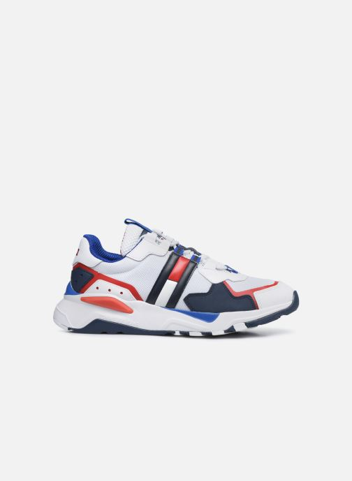 Baskets Tommy Hilfiger TOMMY JEANS COOL RUNNER Multicolore vue derrière
