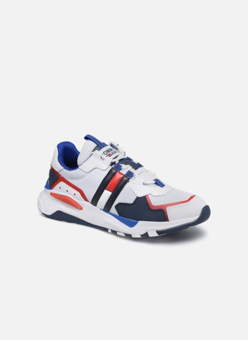 Baskets Tommy Hilfiger TOMMY JEANS COOL RUNNER Multicolore vue détail/paire