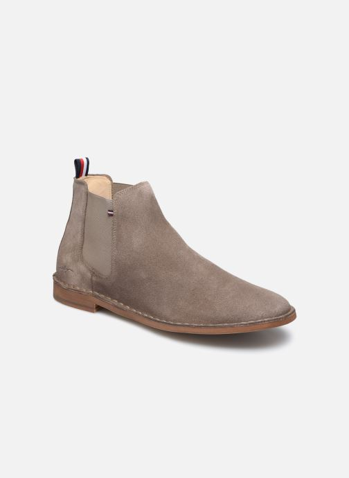 Bottines et boots Homme TH DRESS CASUAL SUEDE CHELSEA
