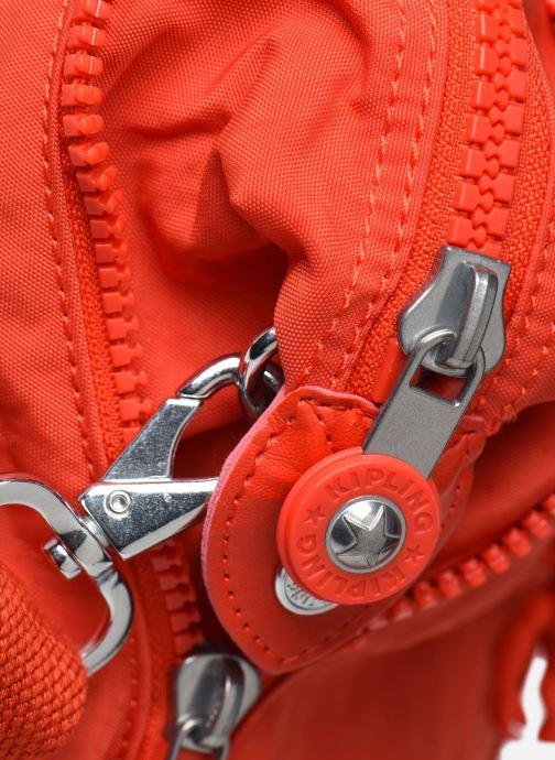 Bolsos de mano Kipling ART NC Rojo vista lateral izquierda