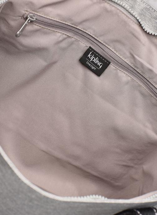 Handtassen kipling ASSENI Grijs achterkant