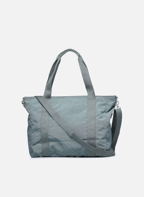 Handtaschen Kipling Asseni blau ansicht von vorne
