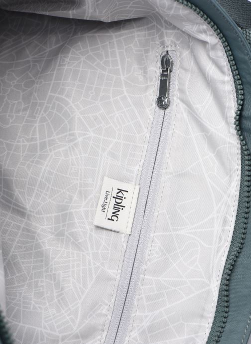 Handtaschen Kipling Asseni blau ansicht von hinten