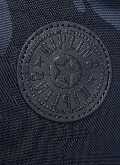 Handtassen Kipling Asseni Blauw links