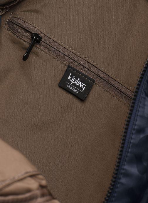 Porta PC Kipling CITRINE Azzurro immagine posteriore