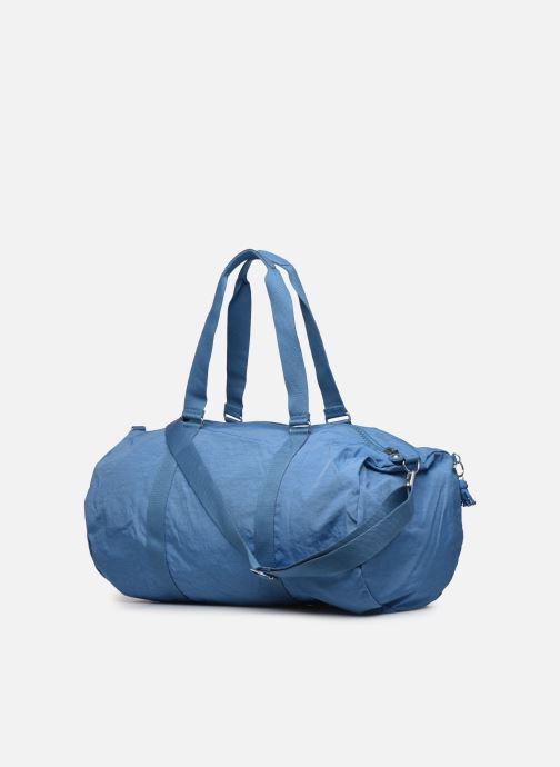 Bolsas de deporte Kipling ONALO L Azul vista lateral derecha