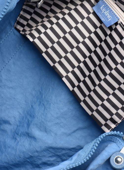 Sporttaschen Kipling ONALO L blau ansicht von hinten
