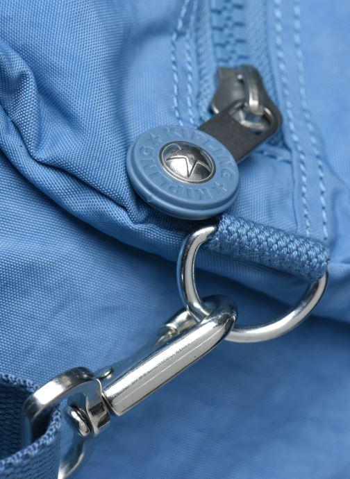 Sporttaschen Kipling ONALO L blau ansicht von links