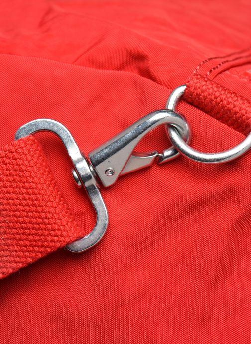 Sporttaschen Kipling ONALO L rot ansicht von links