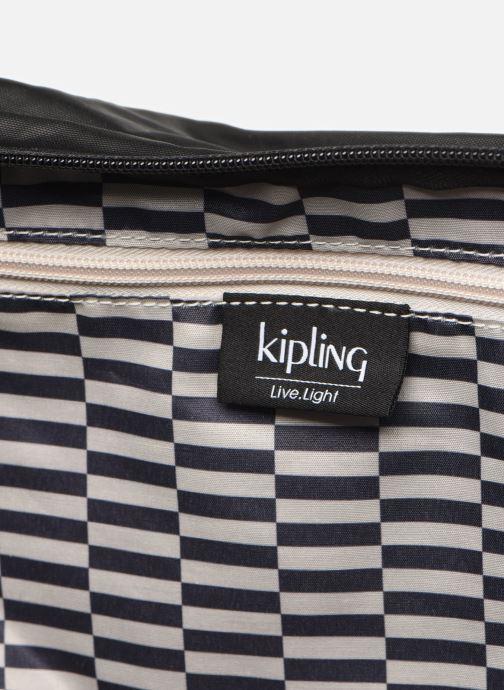 Sporttaschen Kipling ONALO L schwarz ansicht von hinten