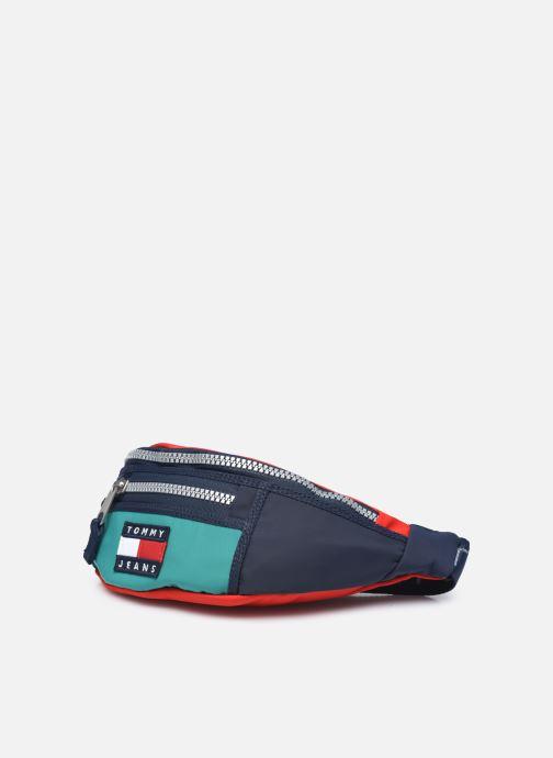 Sacs homme Tommy Hilfiger TJM HERITAGE BUMBAG Bleu vue portées chaussures
