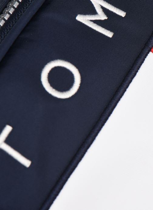 Bolsos de mano Tommy Hilfiger TJW HERITAGE CROSSOVER Azul vista lateral izquierda