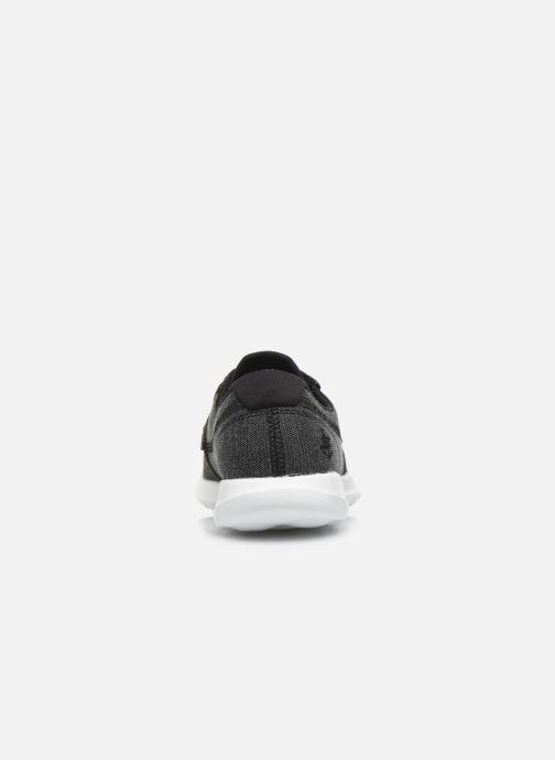 Chaussures à lacets Skechers GO WALK LITE/COAST Gris vue droite