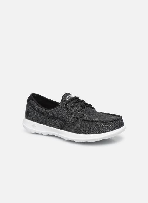 Chaussures à lacets Skechers GO WALK LITE/COAST Gris vue détail/paire