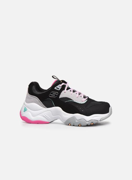 Chaussure Femme Grande Remise Skechers D'LITES 3.0/OCEAN CLOUD Noir Chaussures de sport 441461