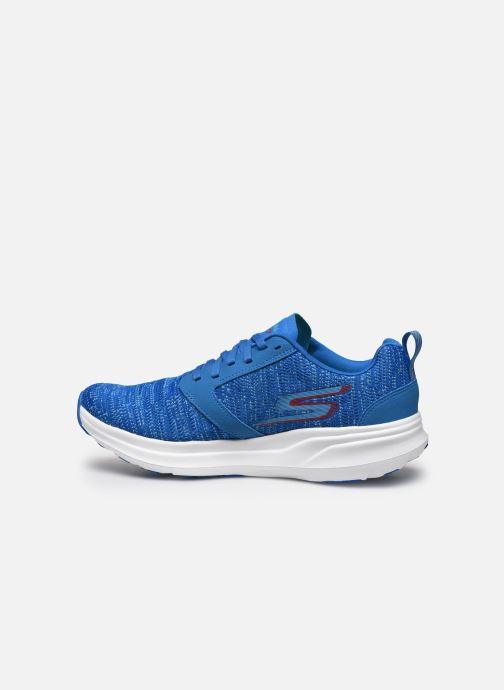 Scarpe sportive Skechers Go Run Ride 7/ Azzurro immagine frontale