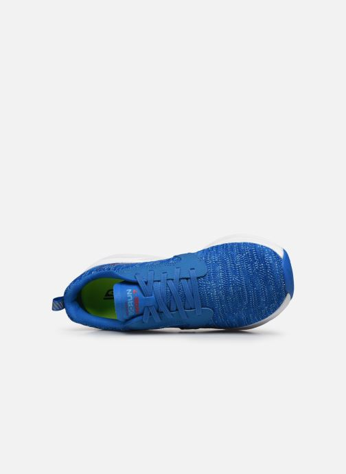 Scarpe sportive Skechers Go Run Ride 7/ Azzurro immagine sinistra