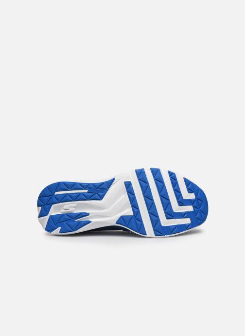 Scarpe sportive Skechers Go Run Ride 7/ Azzurro immagine dall'alto