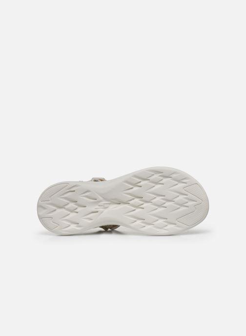 Sandalen Skechers ON-THE-GO 600/RUBIX Beige boven